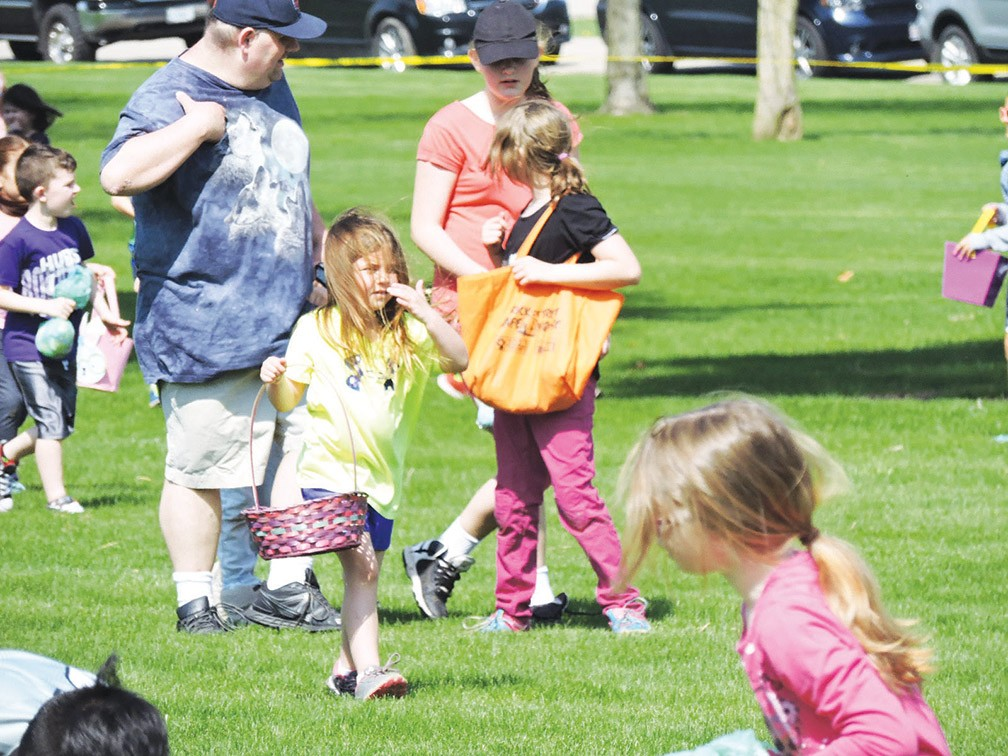 Local Easter egg hunts starting on Saturday
